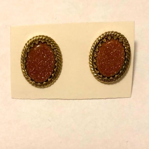 Sandstone earrings